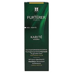 René Furterer Karité Hydra Feuchtigkeitsspendende Maske 100 Milliliter - Vorderseite
