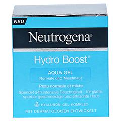 NEUTROGENA Hydro Boost Aqua Gel 50 Milliliter - Vorderseite