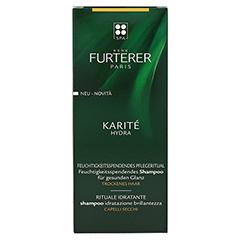 René Furterer Karite Hydra Feuchtigkeitsspendendes Shampoo 150 Milliliter - Vorderseite