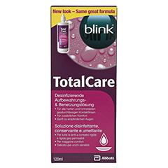 BLINK TotalCare Aufbewahrungs- & Benetzungslösung 120 Milliliter - Vorderseite