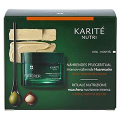 René Furterer Karite Nutri intensiv-nährende Haarmaske 200 Milliliter - Vorderseite