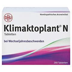 KLIMAKTOPLANT N Tabletten 280 Stück N3 - Vorderseite