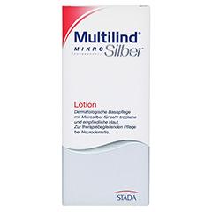 MULTILIND Mikrosilber Lotion 200 Milliliter - Vorderseite