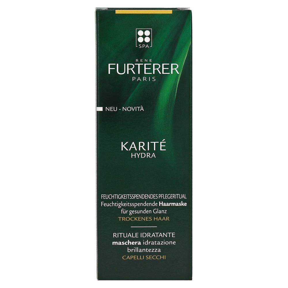 Erfahrungen zu René Furterer Karité Hydra ...