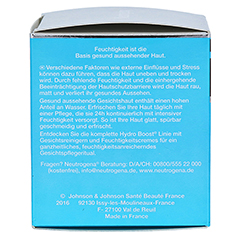 NEUTROGENA Hydro Boost Aqua Gel 50 Milliliter - Linke Seite