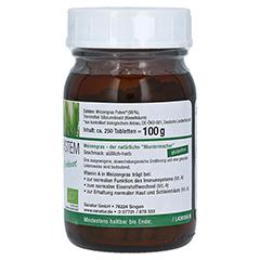 WEIZENGRAS TABLETTEN 400 mg 250 Stück - Linke Seite