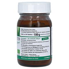 GERSTENGRAS 400 mg Tabletten 250 Stück - Linke Seite