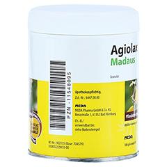 Agiolax Madaus 100 Gramm N1 - Rechte Seite