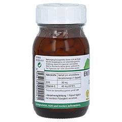 Q10 COENZYM PLUS Vitamin C Kapseln 100 Stück - Rechte Seite