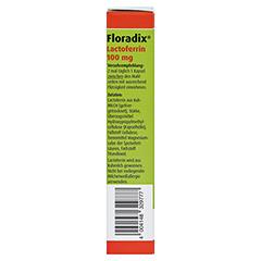 Floradix Lactoferrin 100 mg Kapseln 30 Stück - Rechte Seite