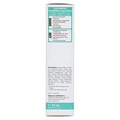 LOGODENT Naturweiss Pfefferminz-Zahncreme 75 Milliliter - Rechte Seite