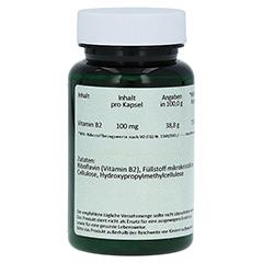 VITAMIN B2 100 mg Kapseln 90 Stück - Rechte Seite
