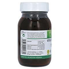 BIOSPIRULINA aus ökologischer Aquakultur Tabletten 500 Stück - Rechte Seite