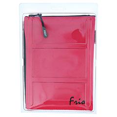 FRIO Viva Insulin Kühltasche rosa 1 Stück - Rückseite