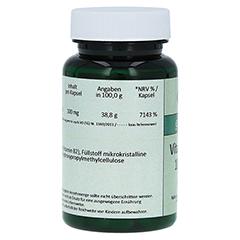 VITAMIN B2 100 mg Kapseln 90 Stück - Rückseite