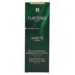 René Furterer Karité Hydra Feuchtigkeitsspendende Maske 100 Milliliter - Rückseite