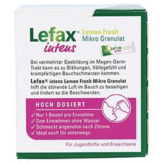 Lefax Intens Lemon Fresh 50 Stück - Oberseite