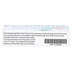 Probielle Immun Kapseln + gratis Probielle Müslischale u. Löffel 30 Stück - Unterseite