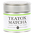 TEATOX Matcha-Organic green Tea Powder Dose 30 Gramm