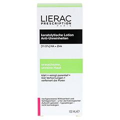 LIERAC Prescription keratolytische Lotion 100 Milliliter - Vorderseite
