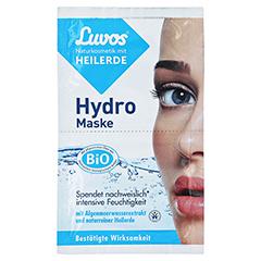 LUVOS Naturkosmetik Heilerde Hydro Maske 2x7.5 Milliliter