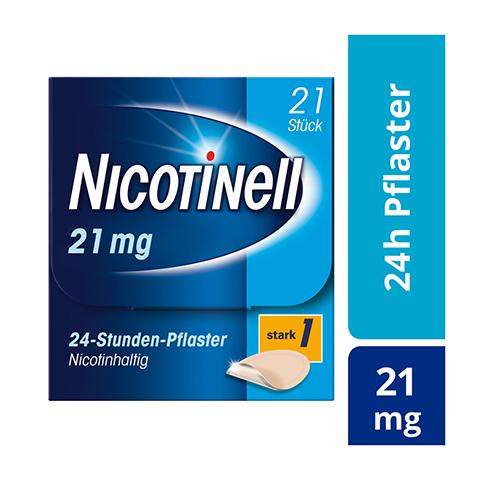 Nicotinell 52,5mg/24 Stunden 21 Stück