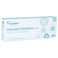 CYCLOTEST Chlamydien-Schnelltest 1 Stück