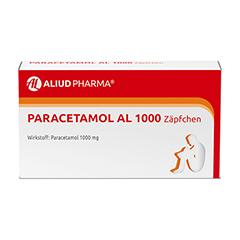 Paracetamol AL 1000 10 Stück N1