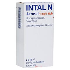 Intal N Aerosol 1mg/Hub 2x10 Milliliter N2