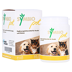 SYMBIOPET Ergänzungsfuttermittel für Kleintiere 100 Gramm
