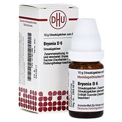 BRYONIA D 6 Globuli 10 Gramm N1