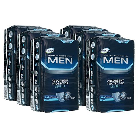 TENA MEN Level 1 Einlagen 6x24 Stück