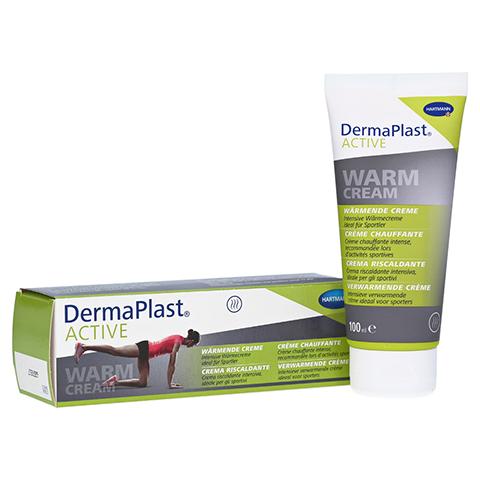 DERMAPLAST Active Warm Cream 100 Milliliter