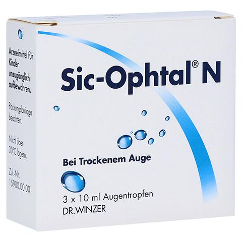 Sic-Ophtal N 3x10 Milliliter N3