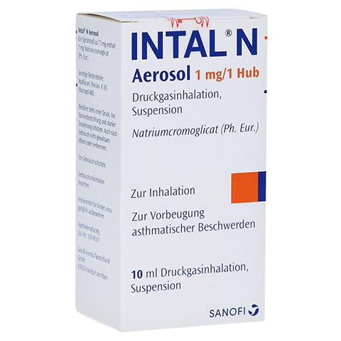 Intal N Aerosol 1mg/Hub 10 Milliliter N1