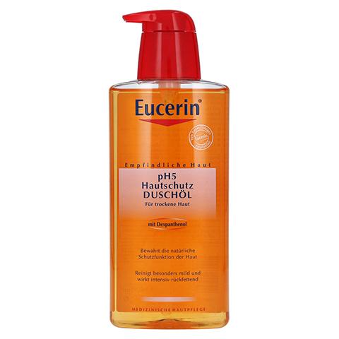 EUCERIN pH5 Creme Duschöl m.P. 400 Milliliter