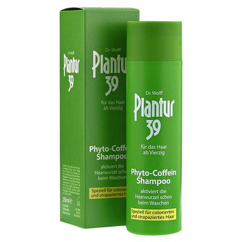 Plantur 39 Coffein Shampoo Color 250 Milliliter