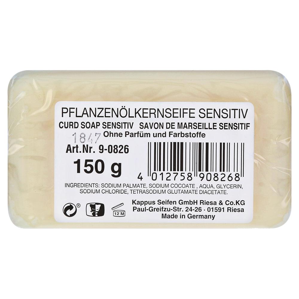 Erfahrungen Zu Kappus Kernseife Sensitiv Ohne Parfum 150 Gramm
