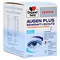 Doppelherz system Augen Plus Sehkraft + Schutz + Tränenfilm-Formel 120 Stück