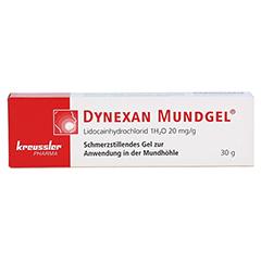 Dynexan Mundgel 30 Gramm N3 - Vorderseite