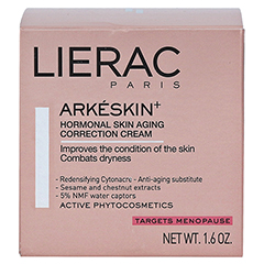 LIERAC Arkeskin+ Creme 50 Milliliter - Vorderseite