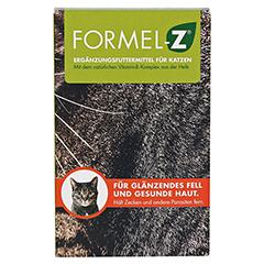 FORMEL Z Tabletten für Katzen 125 Gramm - Vorderseite