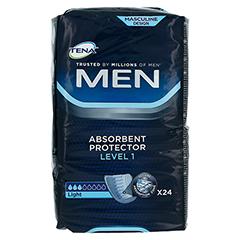 TENA MEN Level 1 Einlagen 6x24 Stück - Vorderseite