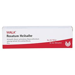 ROSATUM Heilsalbe 30 Gramm N1 - Vorderseite