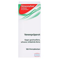VENORUTON intens Filmtabletten 100 Stück N3 - Vorderseite