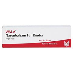 NASENBALSAM für Kinder 10 Gramm N1 - Vorderseite
