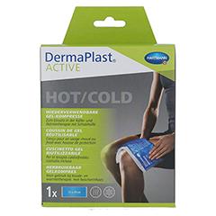 DERMAPLAST Active Hot/Cold Pack groß 12x29 cm 1 Stück - Vorderseite