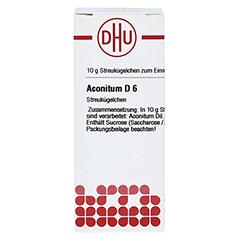 ACONITUM D 6 Globuli 10 Gramm N1 - Vorderseite