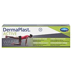 DERMAPLAST Active Warm Cream 100 Milliliter - Vorderseite