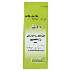 Schachtelhalmkraut (Zinnkraut) Tee Aurica 50 Gramm - Vorderseite